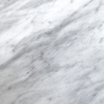 Carrara Silver Honed Marble - Close Up