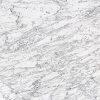 White Carrara Marble - Close Up